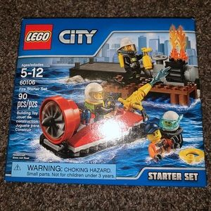 Brand new LEGO set